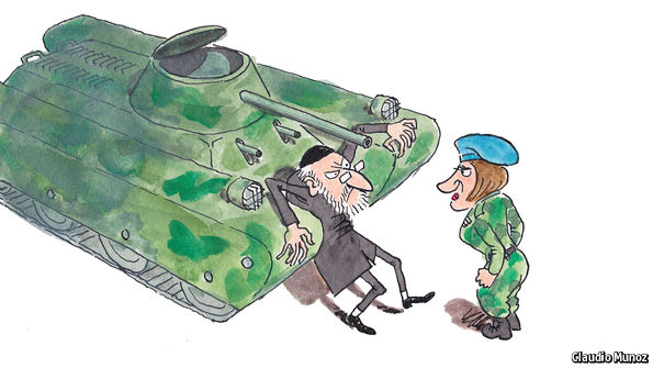 Plans to let women Israeli soldiers serve in tanks draw the wrath of rabbis