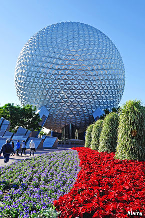 At Disney World, the future is already here