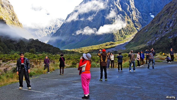 New Zealand Time Twitter: Lord Of The Ker-chings: New Zealand Debates A Hiking Fee