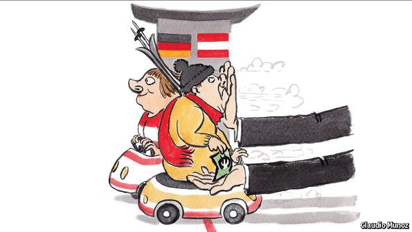 da3b4f263f2 Political road rageMotorway tolls are hurting German-Austrian relations
