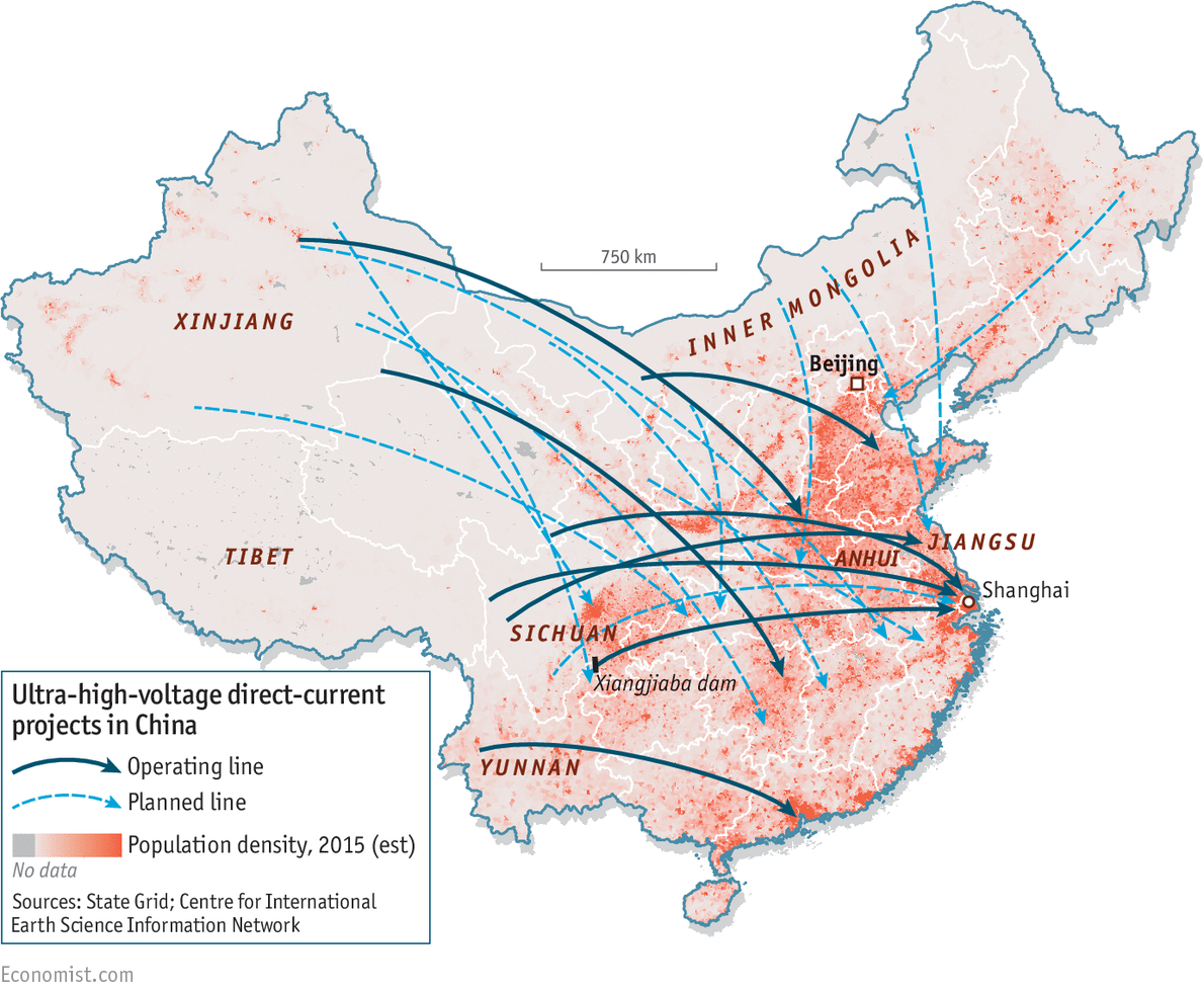Image result for supergrid china