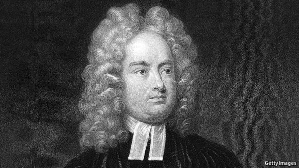 Jonathan Swift Contrast