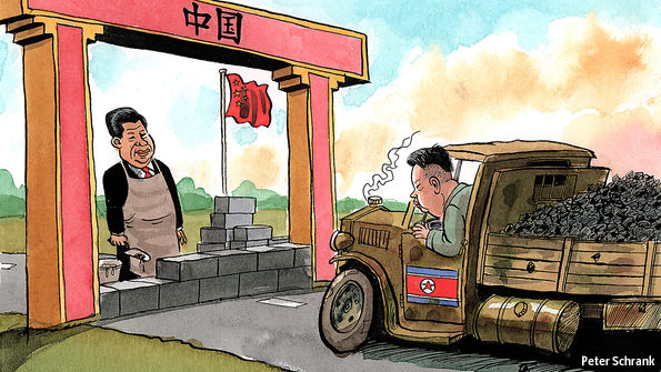 Furious With North Korea China Stops Buying Its Coal