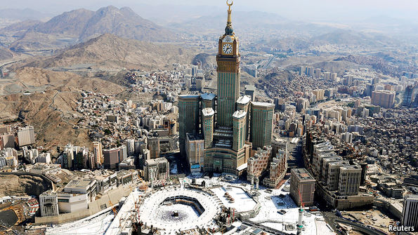 The destruction of Mecca - Making way for pilgrims
