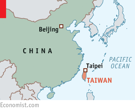 Taiwan China Map.Why The Absurd One China Policy Must Be Upheld One China Many
