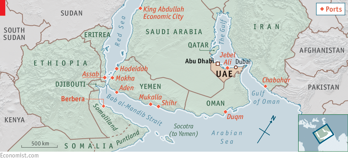 The ambitious United Arab Emirates  The Gulfs little Sparta