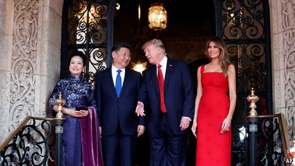 America and China's strategic relationship - Disorder under heaven