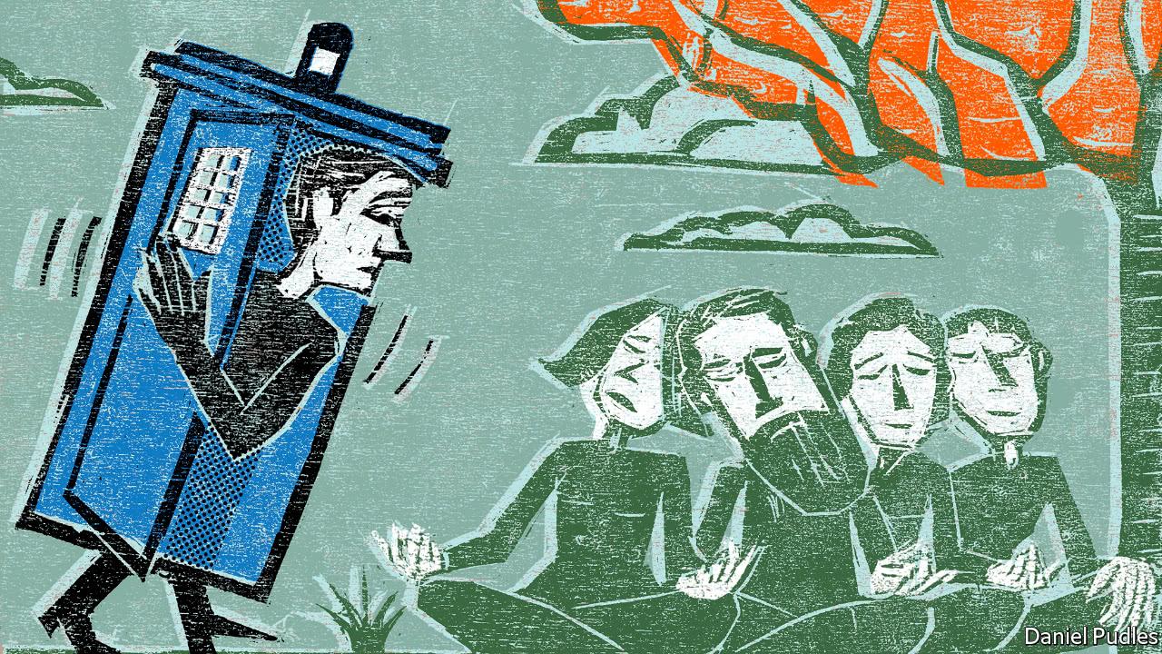 Set in the future, John Burnside outlines a Utopian vision