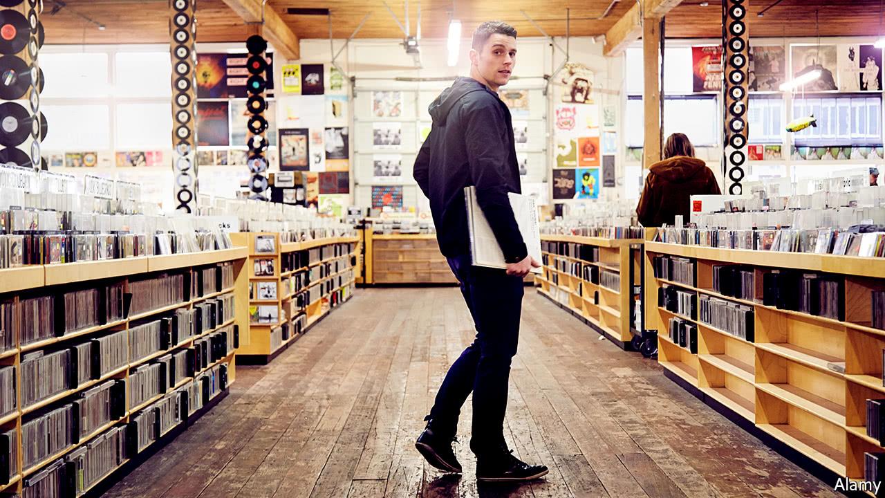 hunger for vinyl means a chronic shortage of pressing machines vinyl gets its groove back. Black Bedroom Furniture Sets. Home Design Ideas