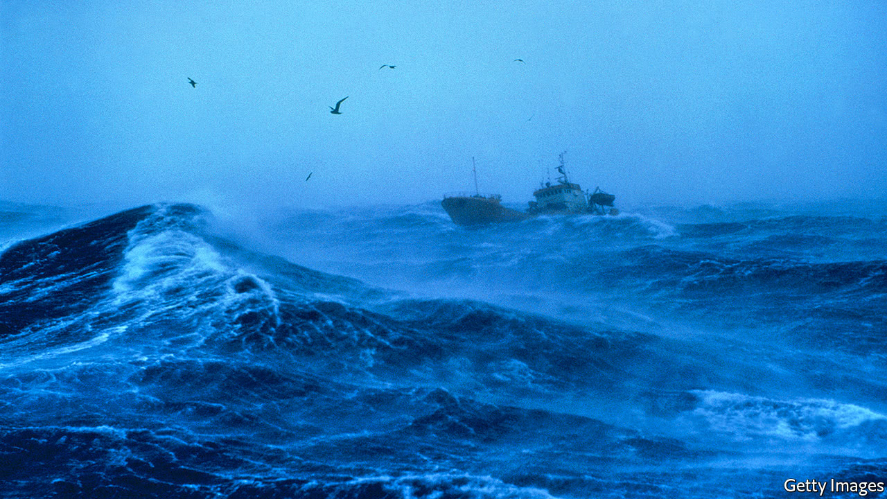 Getting serious about overfishing - Improving the ocean