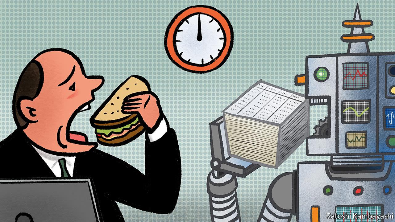 Machine-learning promises to shake up large swathes of finance