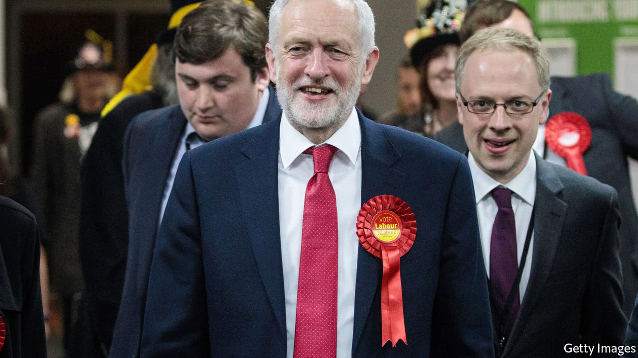 The Labour Party now belongs to Jeremy Corbyn