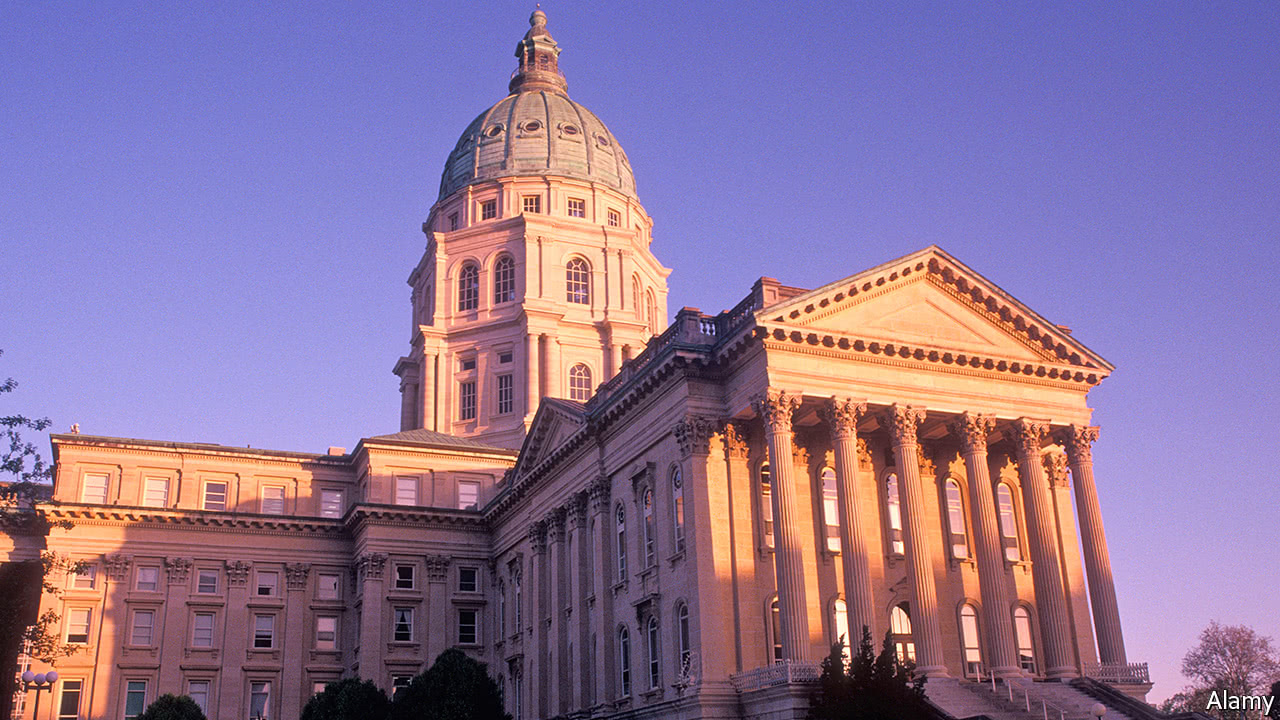 Kansas' Republican revolt against tax cuts