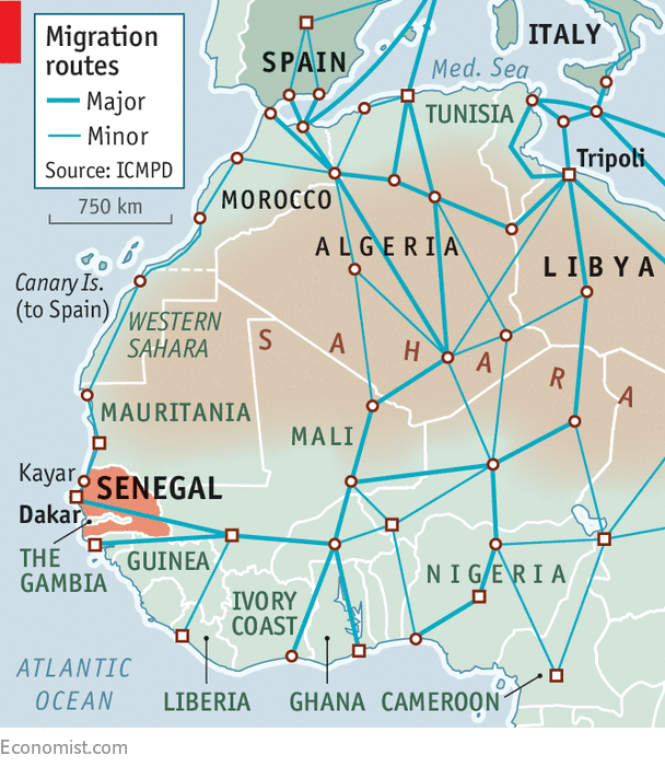 Why migration from west africa may start to slow what drives the centuries ago senegal on the western edge of africa was a stopping point for european ships taking slaves to the new world ccuart Images