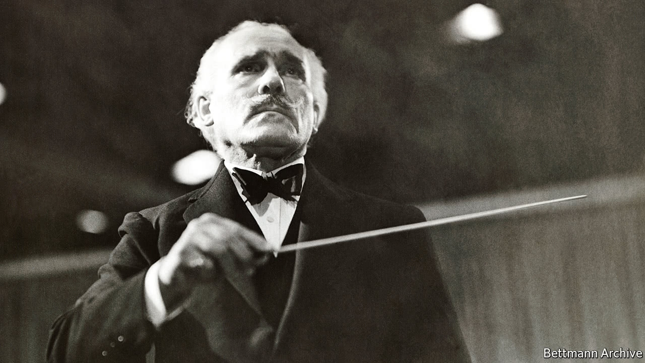 Toscanini's pursuit of perfection
