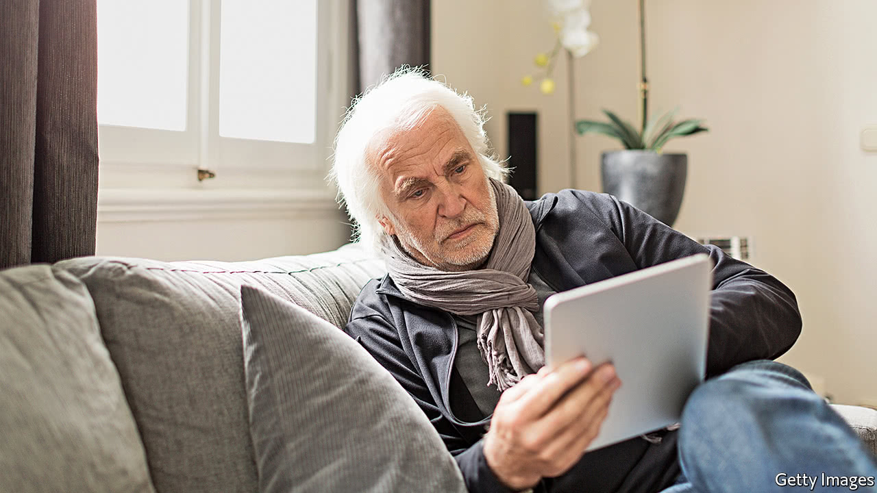 Tablets for every problemNew technology for old age