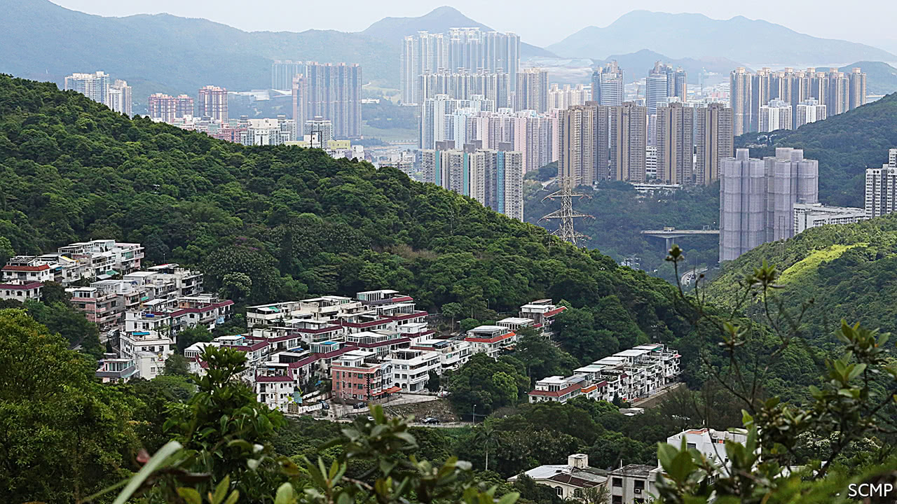 In Hong Kong, a row over land rights reflects a bitter