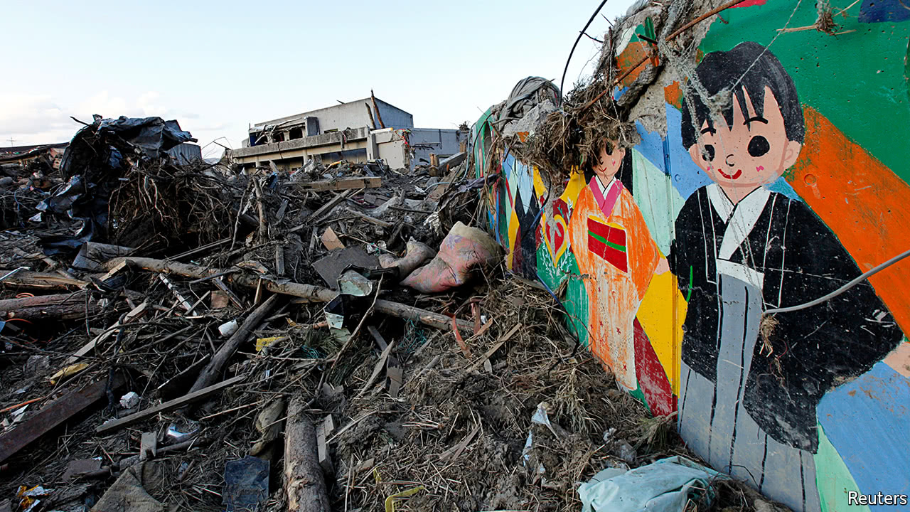 A remarkable account of the 2011 tsunami in Japan