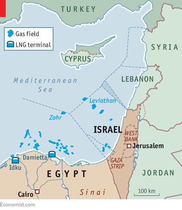 Israel Has A Gas Conundrum Energy Politics