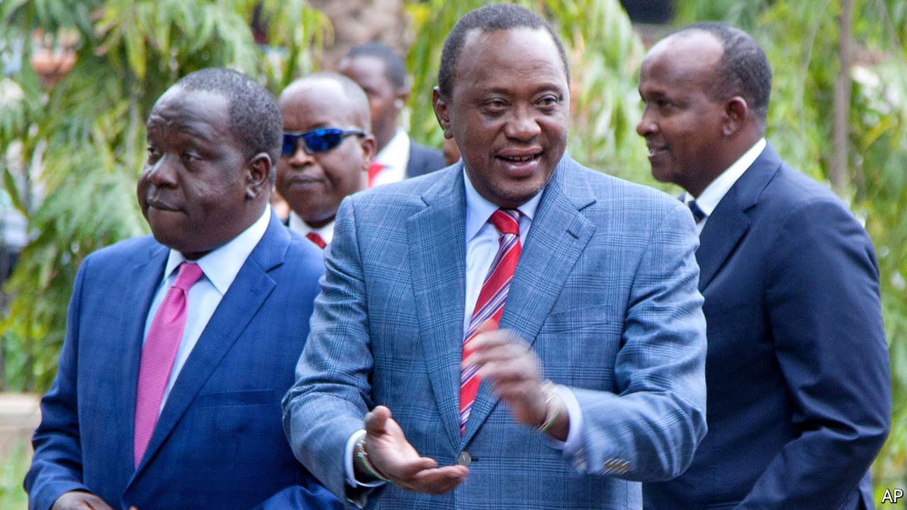 Kenya's new government faces serious challenges - Politics ...