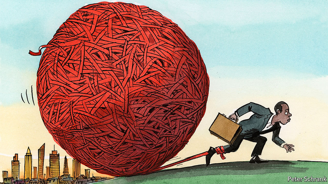 The high cost of red tape in Nigeria - Of mandarins and men