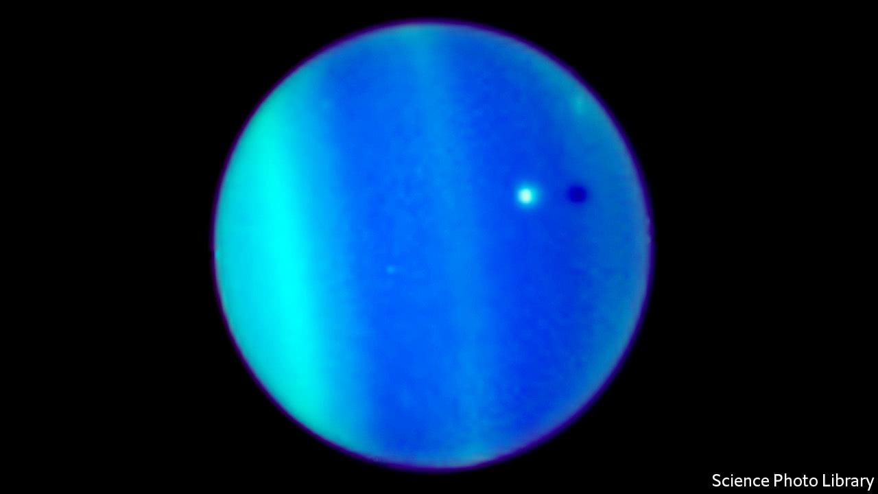 uranus hubble telescope - 825×861