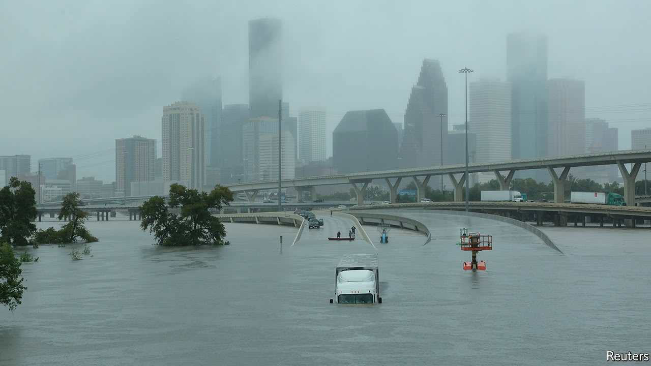 Harvey residential insured and uninsured flood loss $25-$37 bln- Corelogic