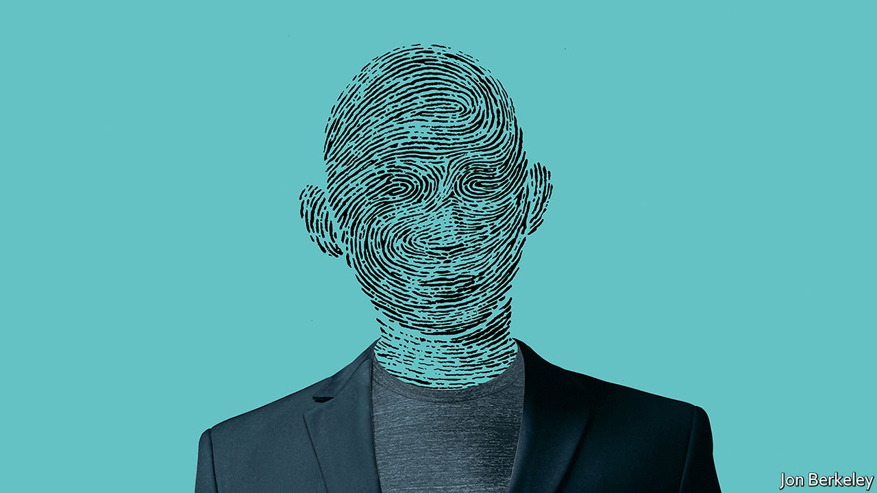 What machines can tell from your face