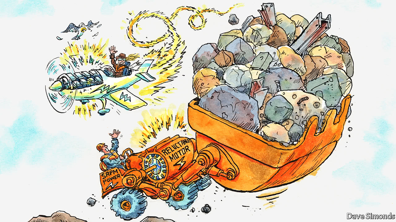 As electric motors improve, more things are being electrified