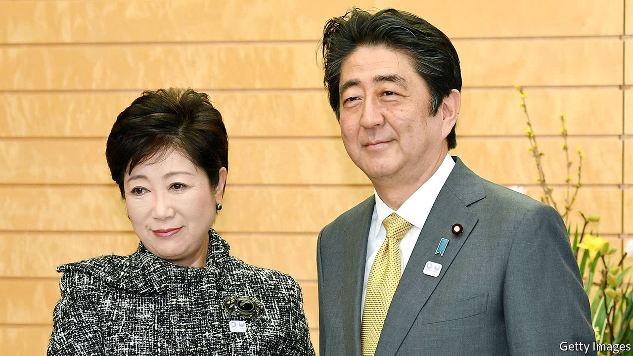 Yuriko Koike's new Party of Hope transforms Japan's political landscape