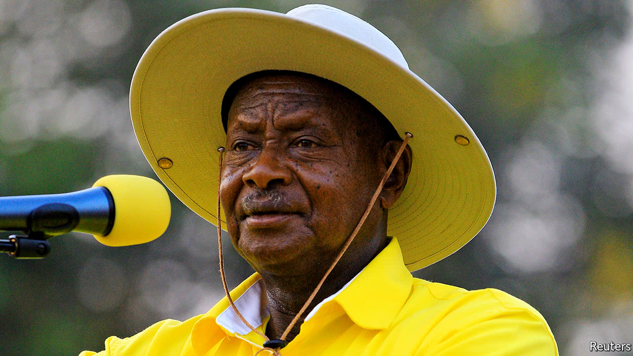 Uganda's 73-year-old president has a plan to rule forever ...
