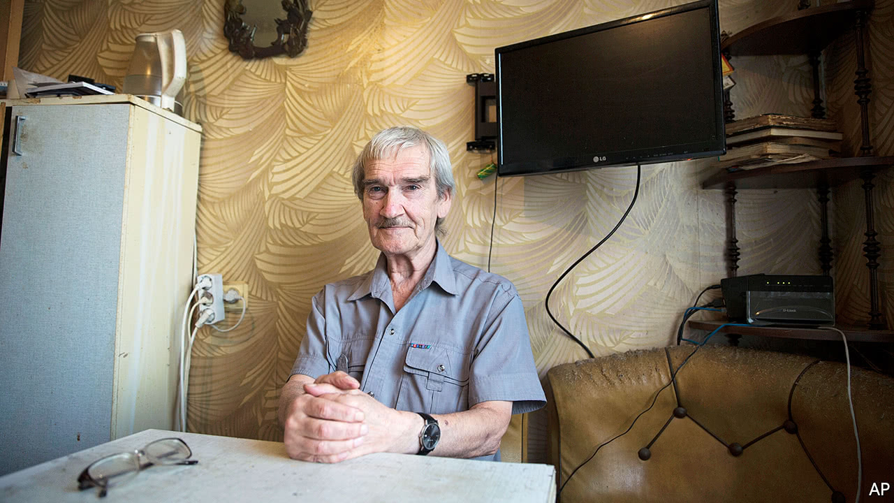 Obituary: Stanislav Petrov was declared to have died on September 18th