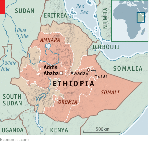 20171007 MAM971 Ethiopia's ethnic federalism is being tested