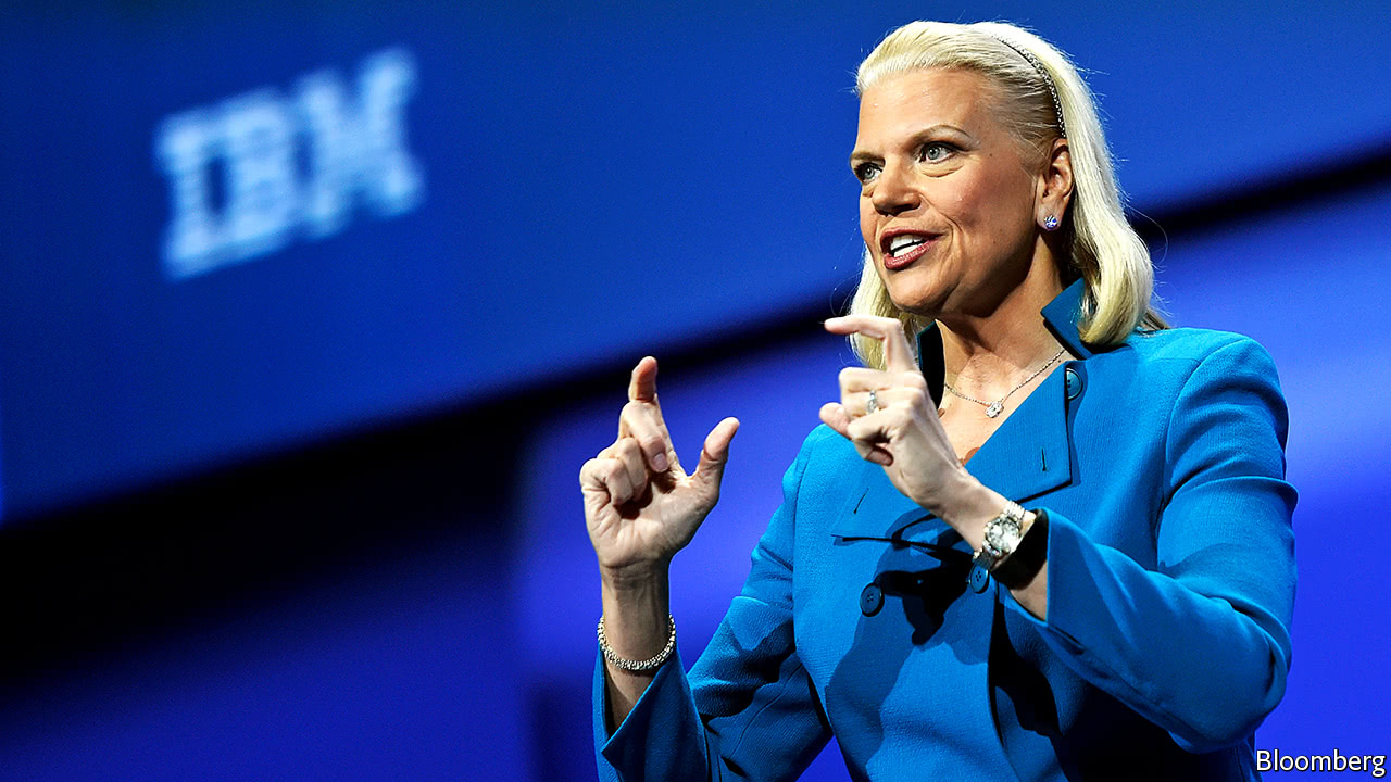 economist.com - IBM lags in cloud computing and AI. Can tech's great survivor recover?