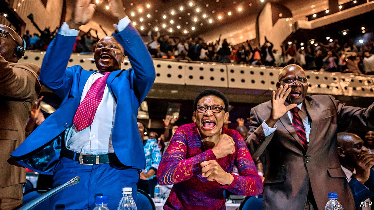Will Zimbabwe's new president make things better?
