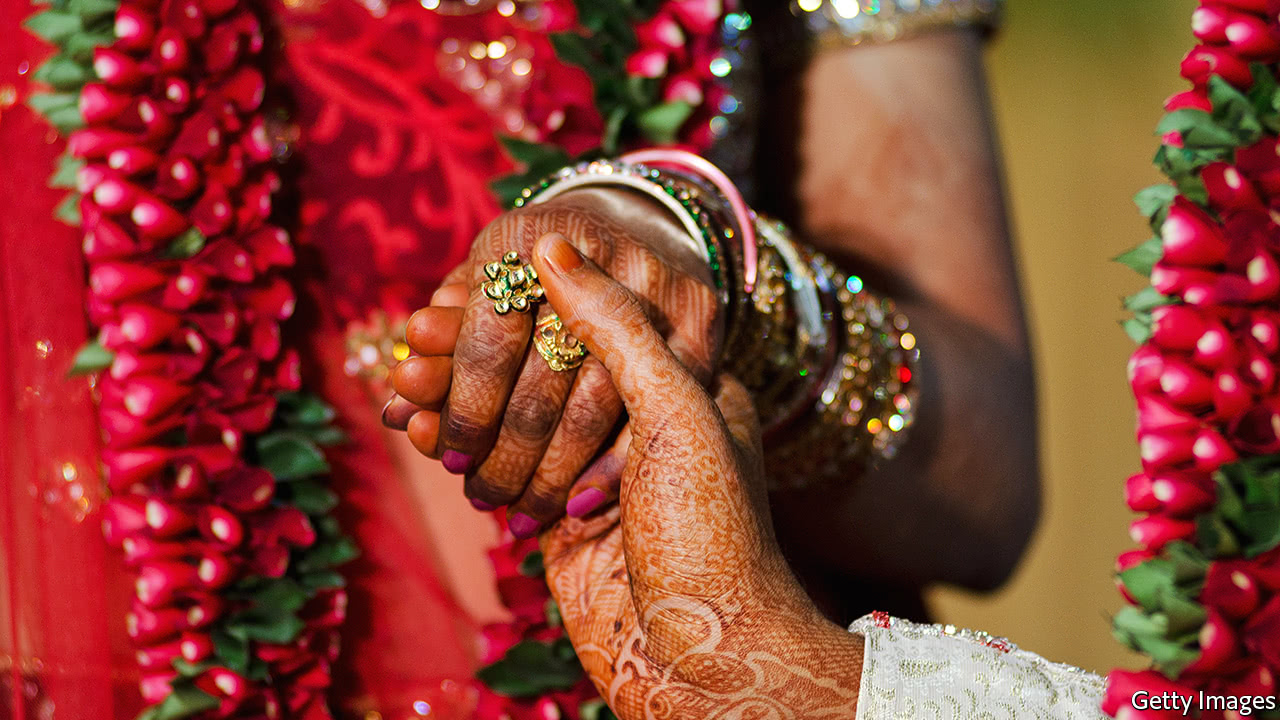 marriage in india is becoming less traditional the triumph of love