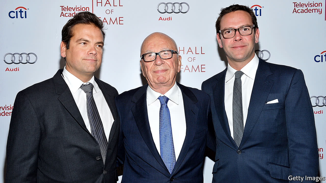 The last media mogul stuns his industry with talk of selling