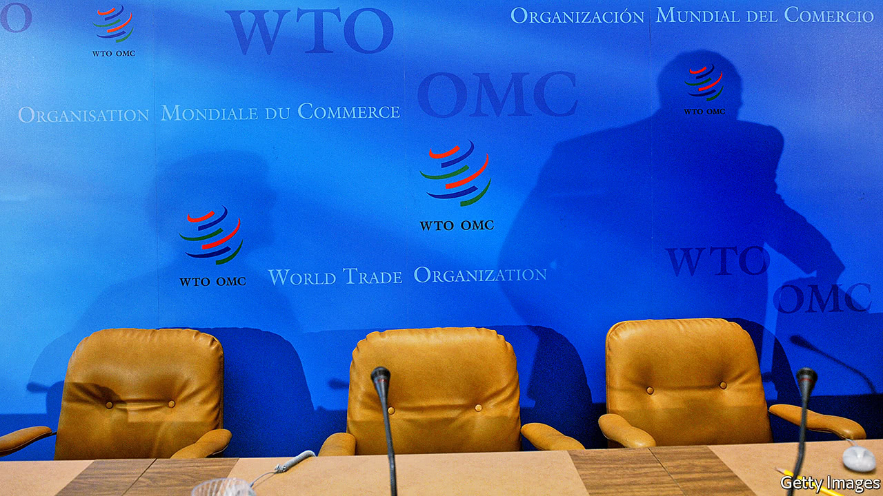 Trade minister to attend WTO conference