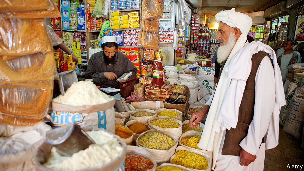 Accountancy takes root in the inhospitable soil of Afghanistan