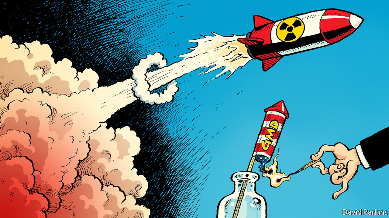 There is no guaranteed defence against ballistic missiles—yet