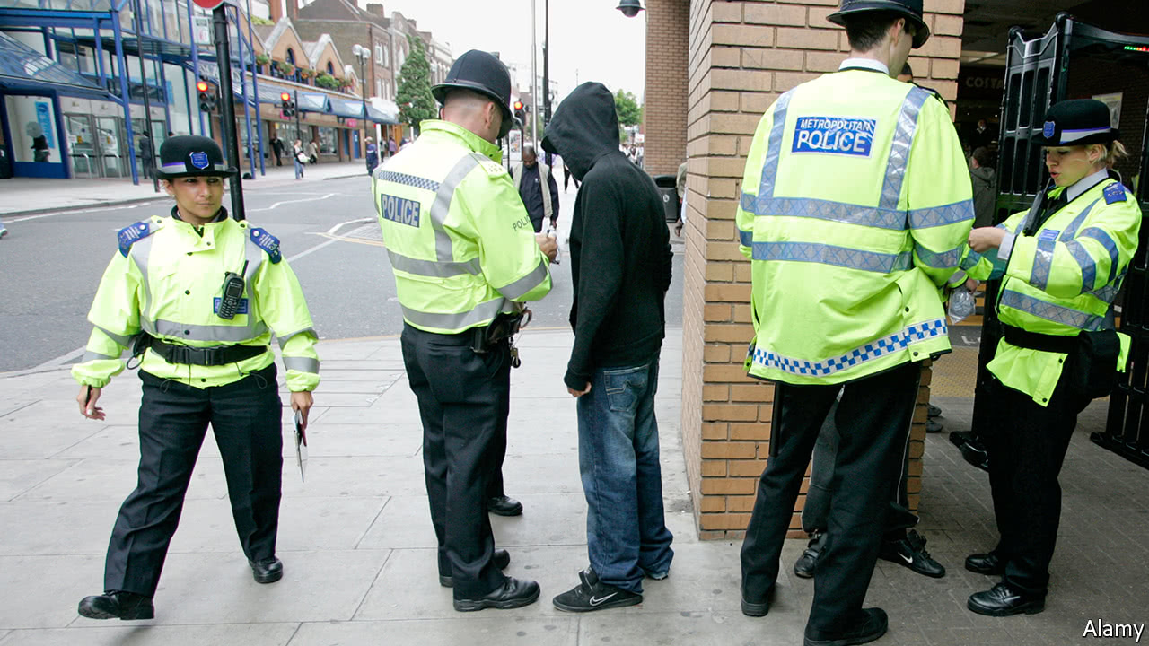 Can An Increase In Stop-and-search Cut Knife Crime?