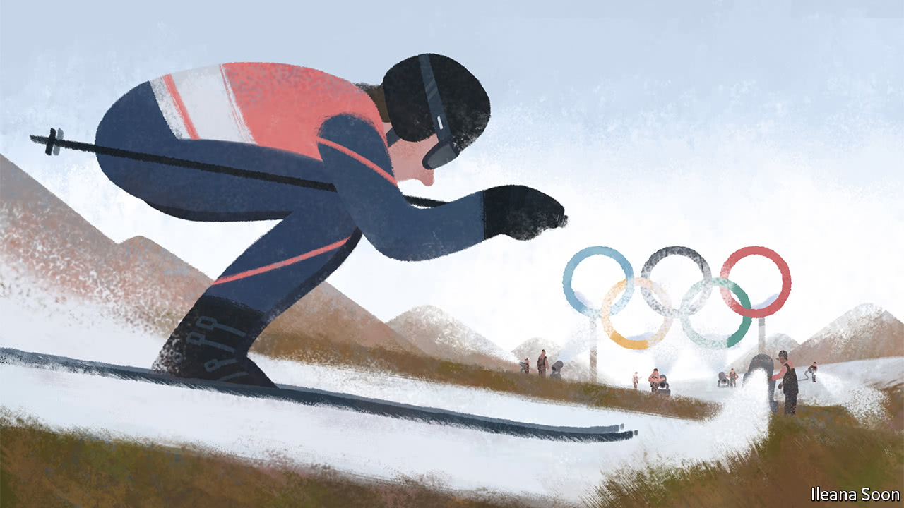 Winter sports face a double threat, from climate and demographic change