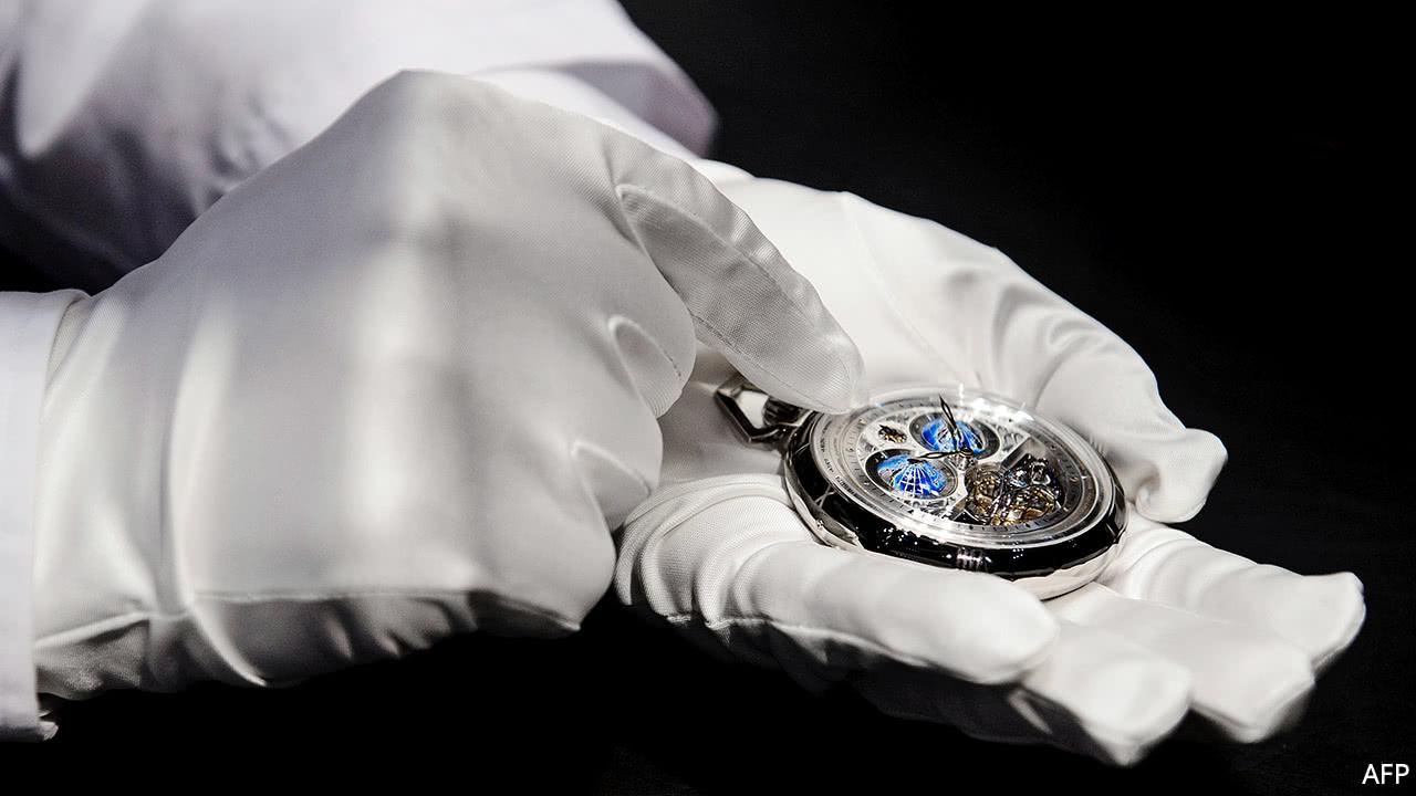 1383b3f00ba Luxury goodsRichemont