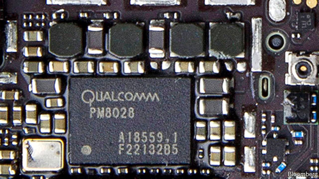 Qualcomm is fined for anti-competitive practices—again | A fine habit