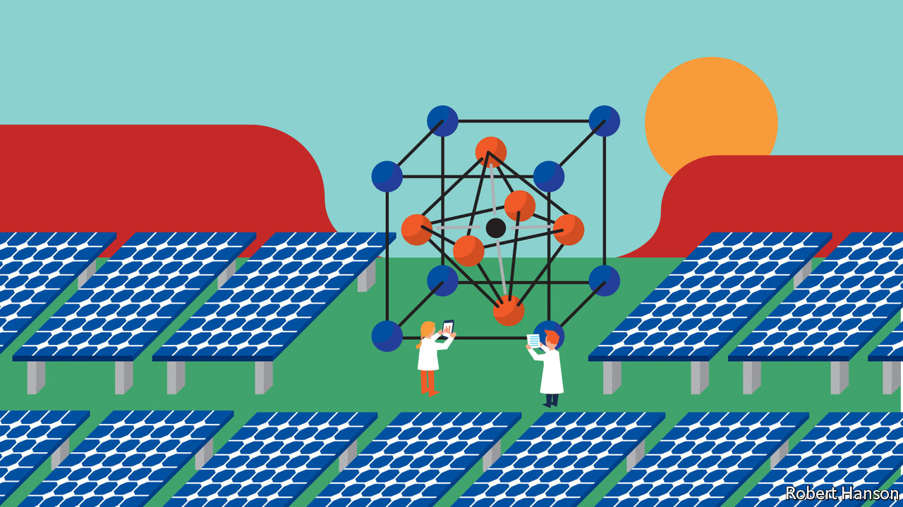 A new type of solar cell is coming to market