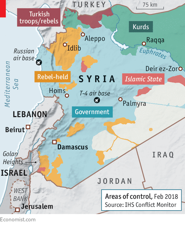 since it deployed its forces to syria in september 2015 russia has usually turned a blind eye to israeli attacks even though it is propping up the assad
