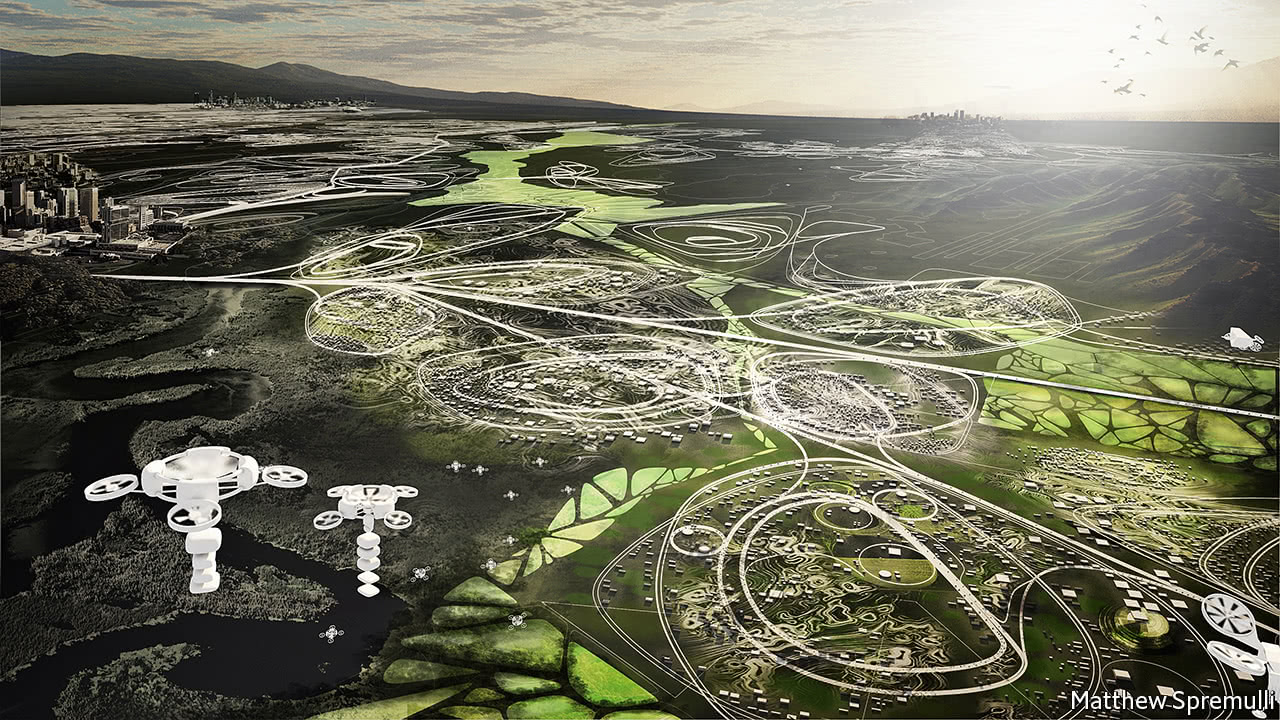 A chance to transform urban planning - The new autopia