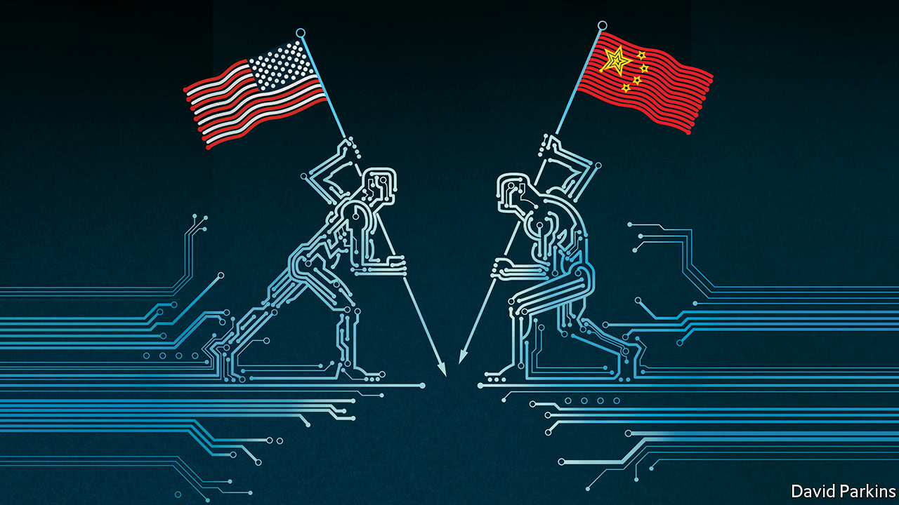 China domination of the 23rd century with