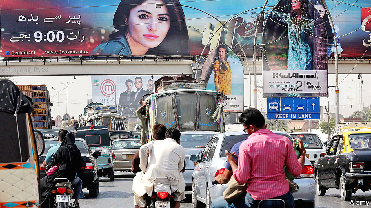 Why Billboards Are Under Attack In Pakistans Business Capital