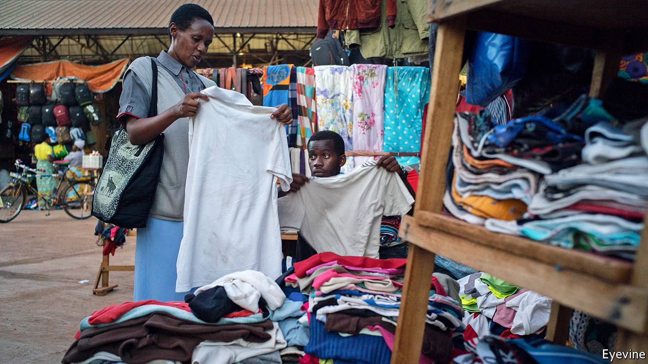 Donald Trump S Other Trade War With Rwanda Over Used